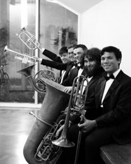 欧柏林铜管五重奏