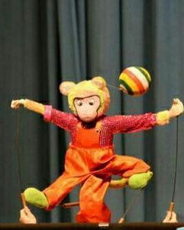 中国木偶神韵