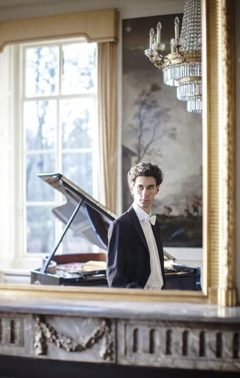 我的音乐我的梦520音乐厅荷兰钢琴家卡米尔·博姆斯玛