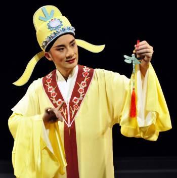 锡剧玉蜻蜓_5月20日 锡剧《玉蜻蜓》 南京博物院非物质文化遗产展演